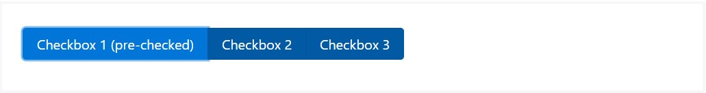 Efficient ways to  apply the Bootstrap checkbox